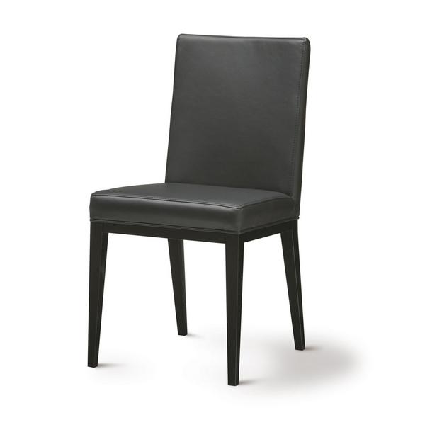 TC-340LBK ダイニングチェアー 食堂 いす 椅子 イス モダン シンプル MKマエダ タイガチェアー 【送料無料】