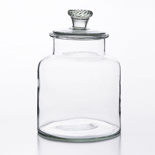 【送料無料】 021669 ガラスジャーL チェホマ chehoma アスプルンド ASPLUND ガラス クリスタル キッチン ダイニング インテリア雑貨