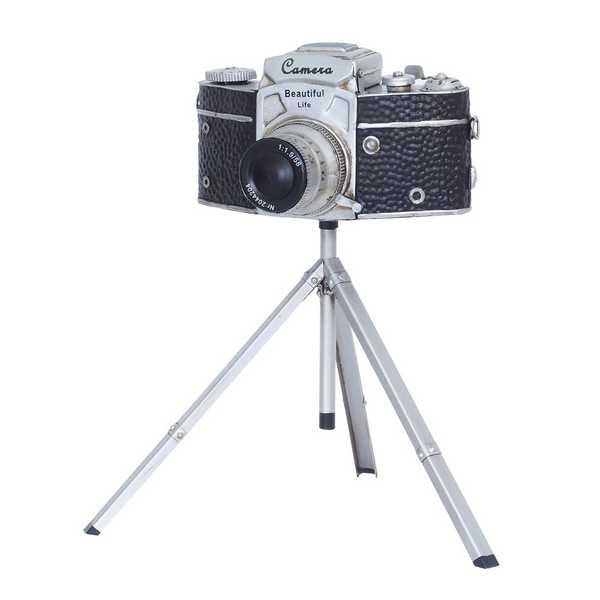 B-カメラ02 ブリキ雑貨 ブリキのおもちゃ アンティーク 雑貨 おもちゃ オモチャ プレゼント コレクション 収集 模型 ファイギュア ホビー TIN TOYS 塩川光明堂