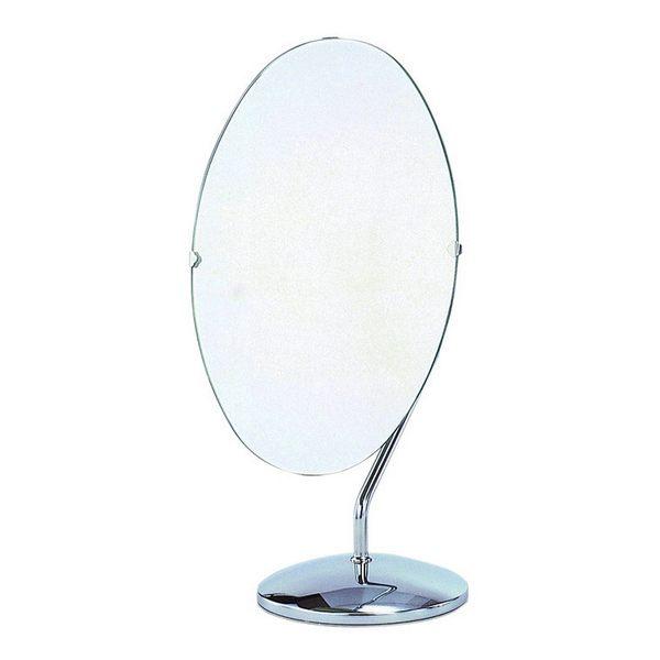 PFM-304 卓上ミラー 卓上鏡 見やすい 良く見える 化粧 メイク 塩川光明堂 【送料無料】