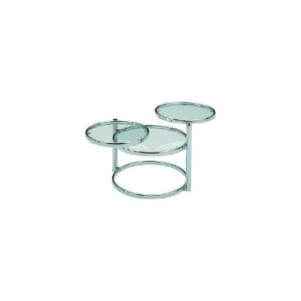 LT-77 CR リビングテーブル cherry センターテーブル ソファーテーブル ガラステーブル チェリー 【送料無料】