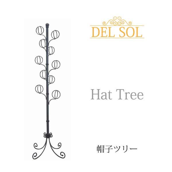 【メーカー直送の為代引き不可】 DS-P1708 Del Sol 帽子ツリー ハットハンガー DEL SOL デルソル ミヤタケ MIYATAKE ハンガーラック【送料無料】
