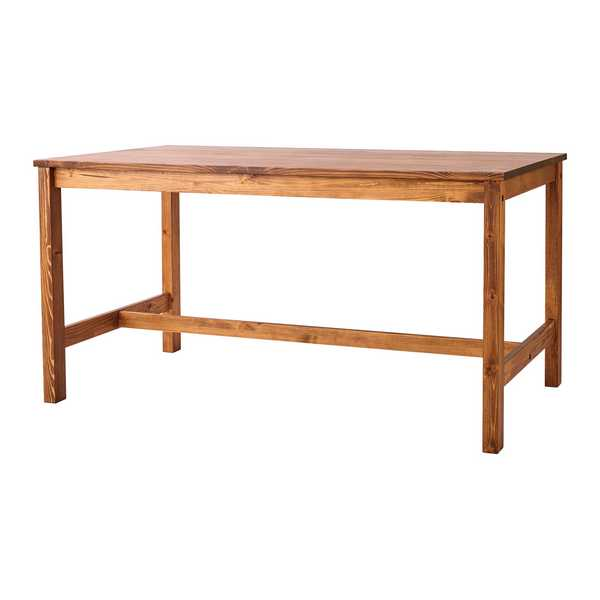 J0008 J0009 サム ダイニングテーブル135 135cm幅 SOME 長方形 食堂テーブル 机 4人用 シンプル モダン 北欧 パイン 吉桂 【送料無料】
