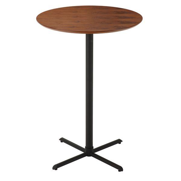 TCT-1230 BR カウンターテーブル PROP プロップ 70cm幅 円形 丸型 こぶり 小型 バーテーブル ハイテーブル あずま工芸