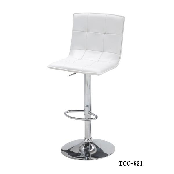 TCC-631 TCC-639 カウンターチェアー ホワイト ブラック ビエント VIENTO ハイチェアー バーチェアー 昇降式 回転式 シンプル 洋風 合成皮革張り レザー張り あずま工芸 【送料無料】