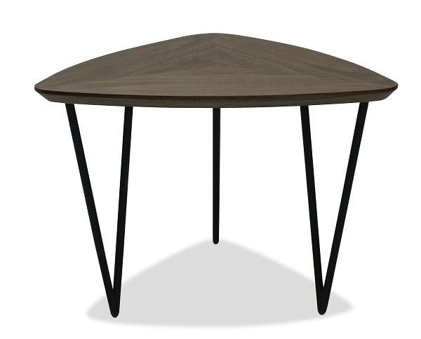 ダイニングテーブル 95T ビストロ DT 95cm幅 食堂 トライアングル テーブル 3角形 机 食卓 洋風 北欧 ターニー BISTRO TARNY 【送料無料】