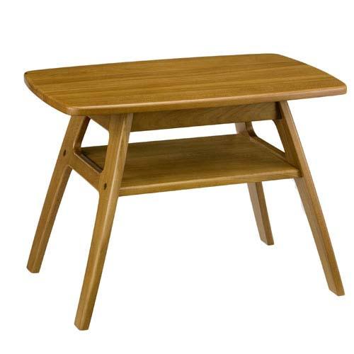 ラルゴ7671 テーブル LARGO ティーテーブル レストテーブル ロータイプ リラックステーブル 机 くつろぎ 休憩 低め アケボノ工芸 曙工芸 【送料無料】