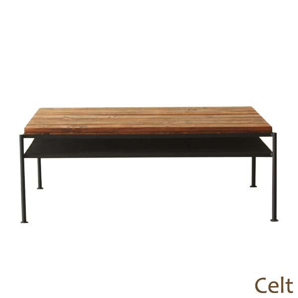 ケルト リビングテーブル テーブル 東馬(216-130107-002)【日祝の配送日指定不可】