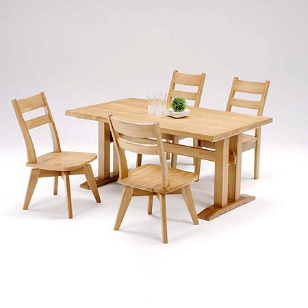 【テーブル単品】 FOREST フォレスト ダイニングテーブル (2本脚) FRT-1502 U-TOP ユートップ 【送料無料】 (utop-100408-043)