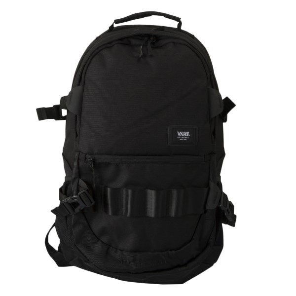 【VANSウェア】Full-Fledged Back Pack ヴァンズ バックパック VFF19-MB01 BLACK