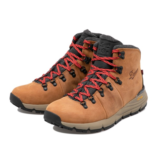 【DANNER】 ダナー MOUNTAIN 600 INSULATED マウンテン 600 インサレイト 62144 BROWN/RED