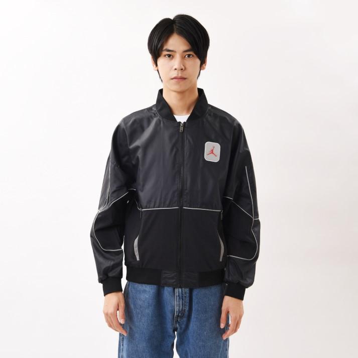 【JORDAN】 M AJ レガシー AJ5 ジャケット CU1667-010 010BLACK/UNVRED