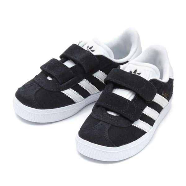 buon servizio consegna gratuita varietà di stili del 2019 abcmartsports: Baby Adidas GAZELLE CF I gazelle 12-16 CQ3139 BLK ...