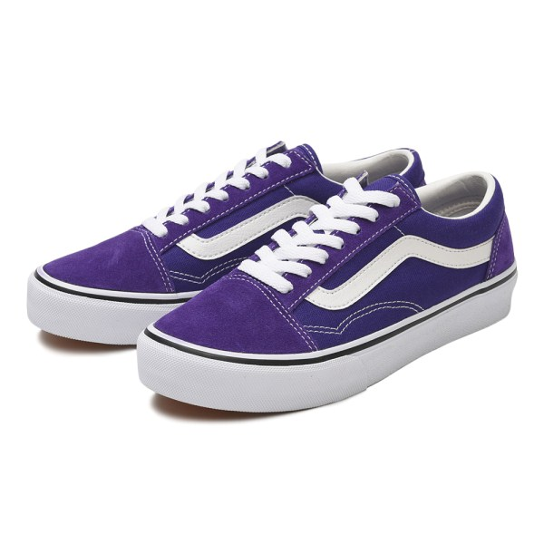 【VANS】OLD SKOOL DX ヴァンズ オールドスクール V36CL+ COL PURPLE