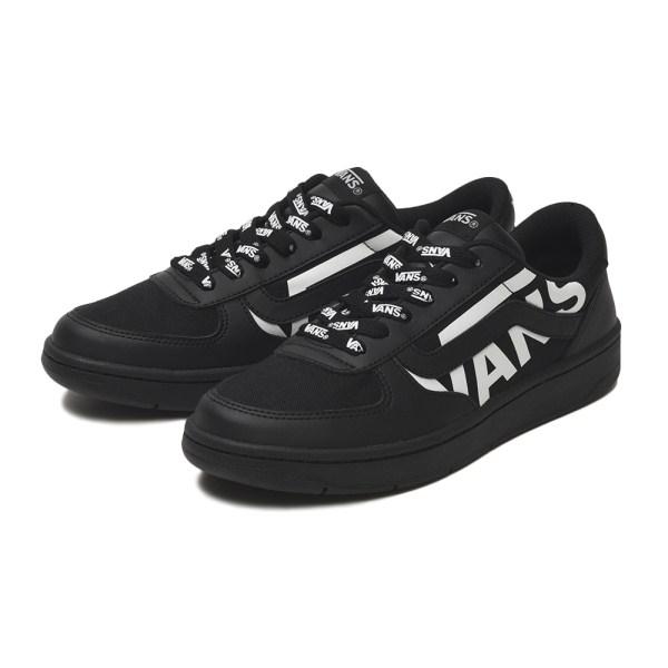 【VANS】FLOATER ヴァンズ フローター V4410 BLACK/LOGO WHT