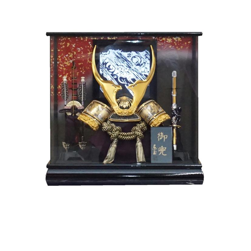 5月人形【五月人形】兜飾り 金竜兜・LED オルゴール【送料無料】【最短即日出荷】【購入 特典あり】