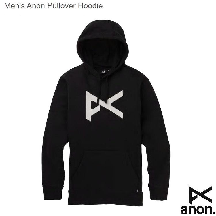 ANON Men's Anon Pullover Hoodie / アノン メンズ プルオーバーフーディ アノンパーカ