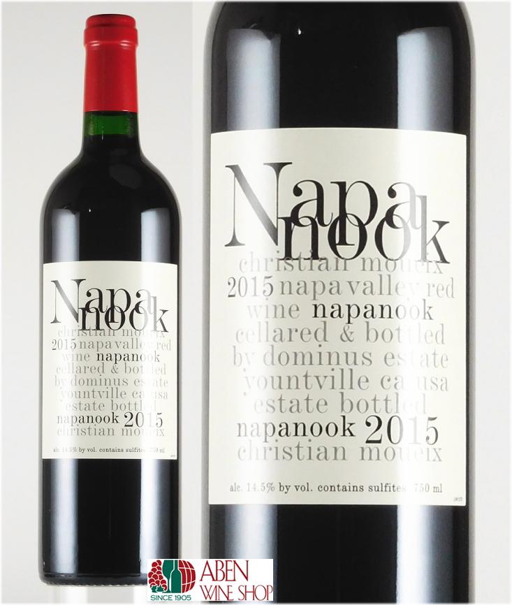 ドミナス・エステート・ナパヌック [2015]年(750ml)【カリフォルニア】【正規品】【赤ワイン】【フルボディ】