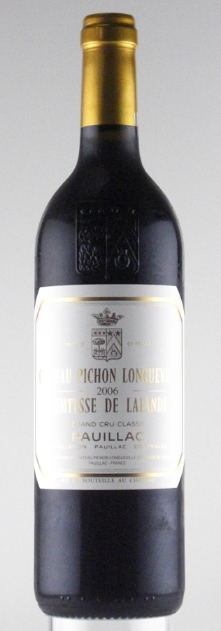 シャトー ピション・ロングヴィル・コンテス・ド・ラランド [2006]年(750ml)【赤ワイン】【フルボディ】