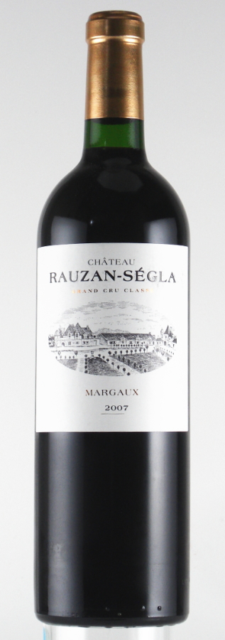 シャトー・ローザン・セグラ [2007]年(750ml)【赤ワイン】【フルボディ】