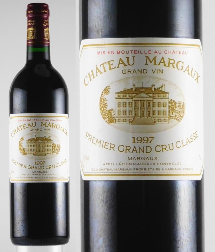 シャトー・マルゴー [1997]年 750ml≪1997年ボルドー・ベスト・ワイン≫【フランス/ボルドー】