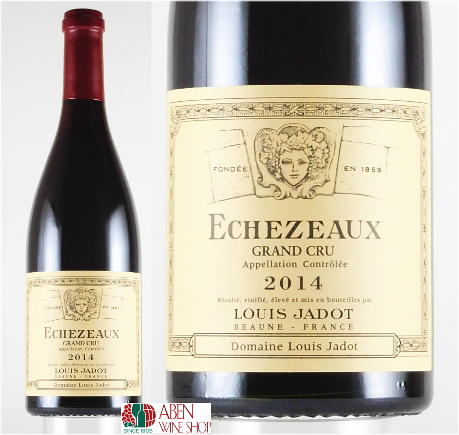 ドメーヌ・ルイ・ジャド・エシェゾー [2014]年(750ml)【正規品】【赤ワイン】【フルボディ】