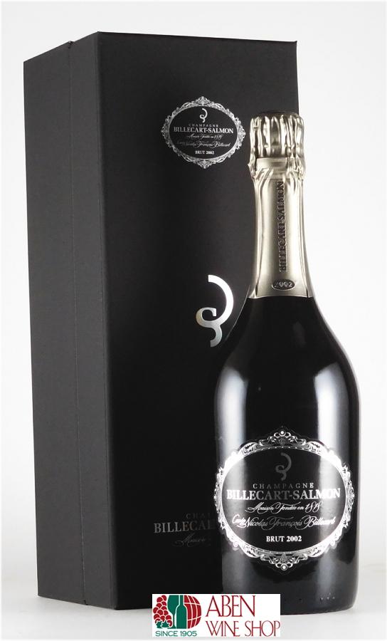 ビルカール・サルモン/キュヴェ・ニコラ・フランソワ ビルカール [2002]年 750ml (ギフトボックス入り)【正規品】【スパークリングワイン】