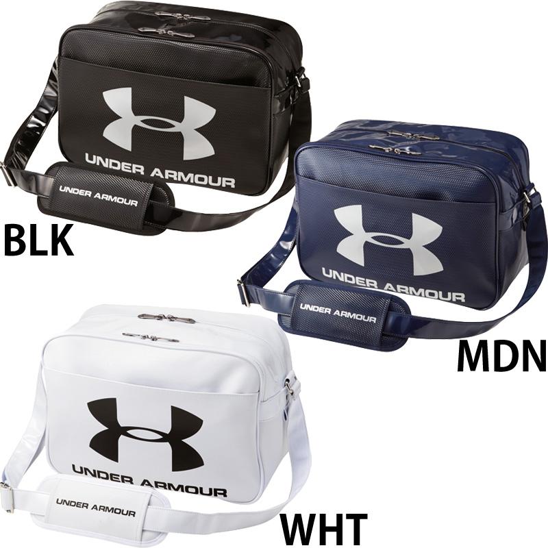 UA enamel bag 2 M under armour / enamel bag / shoulder bag /UNDERARMOUR bag (AAL7034)