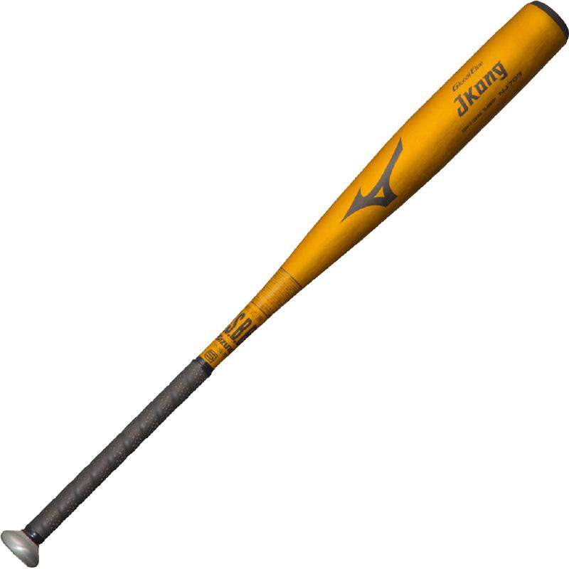 【ミズノ】 軟式用金属製 Jコング 軟式 バット/野球用品/BASE BALL (1CJMR12283)