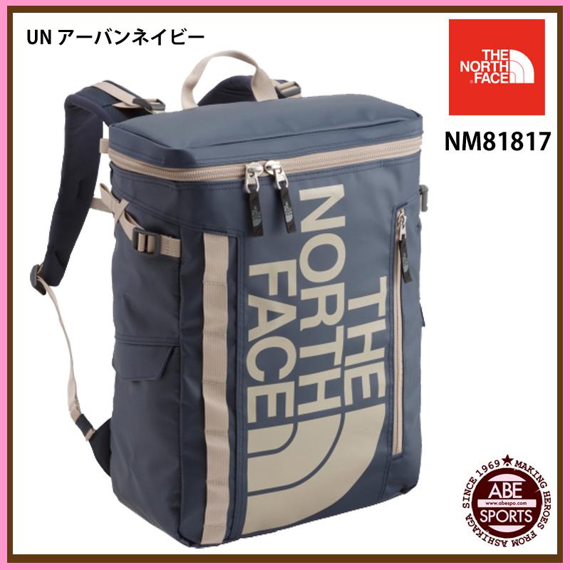 【THE NORTH FACE】BC Fuse Box 2 スポーツバッグ/アウトドア/ヒューズボックス/ノースフェイス バッグ (NM81817) UN アーバンネイビー