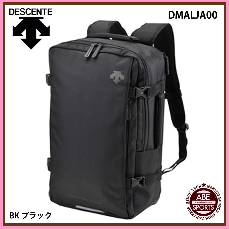 【デサント】 ファンクショナルスクエアバックパック スポーツバッグ (DMALJA00)