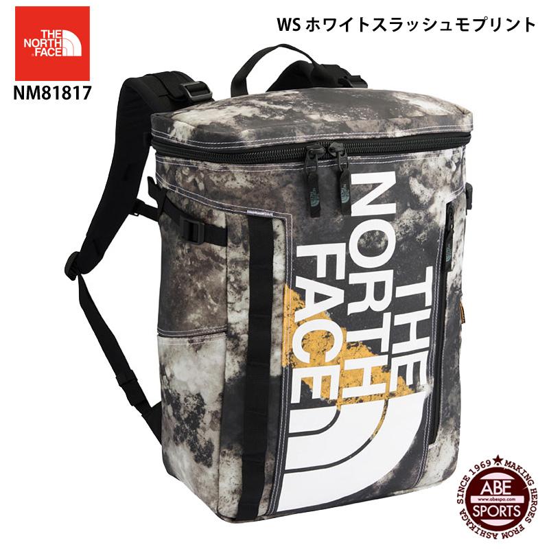 【あす楽対応】 【THE NORTH FACE】BC (NM81817) Fuse Box II ヒューズボックス バッグ/ノースフェイス WS バッグ (NM81817) WS ホワイトスラッシュモプリント, シロイシ:1ba86f39 --- paulogalvao.com