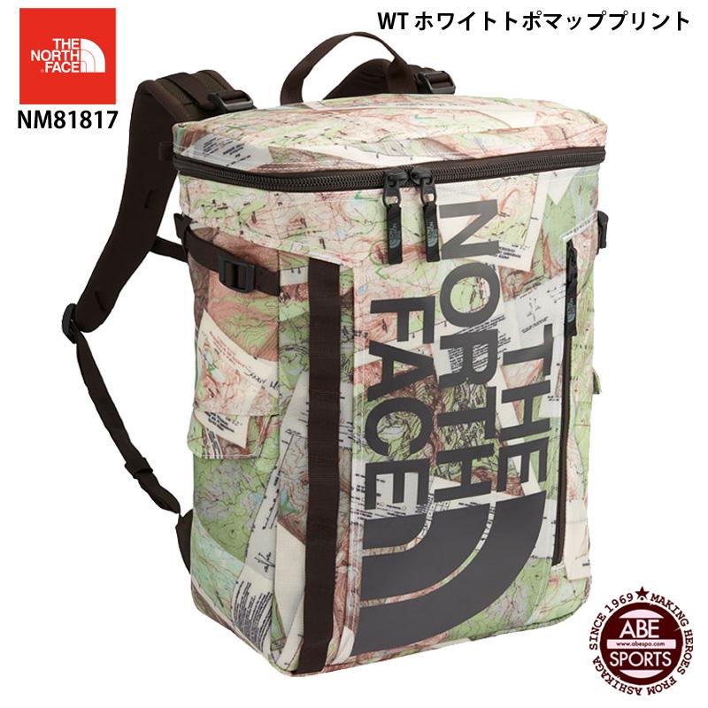 お気に入り 【THE【THE NORTH FACE FACE】BC】BC Fuse Box II II ヒューズボックス/ノースフェイス バッグ (NM81817) WT ホワイトトポマッププリント, Ketchup!:12d58763 --- canoncity.azurewebsites.net