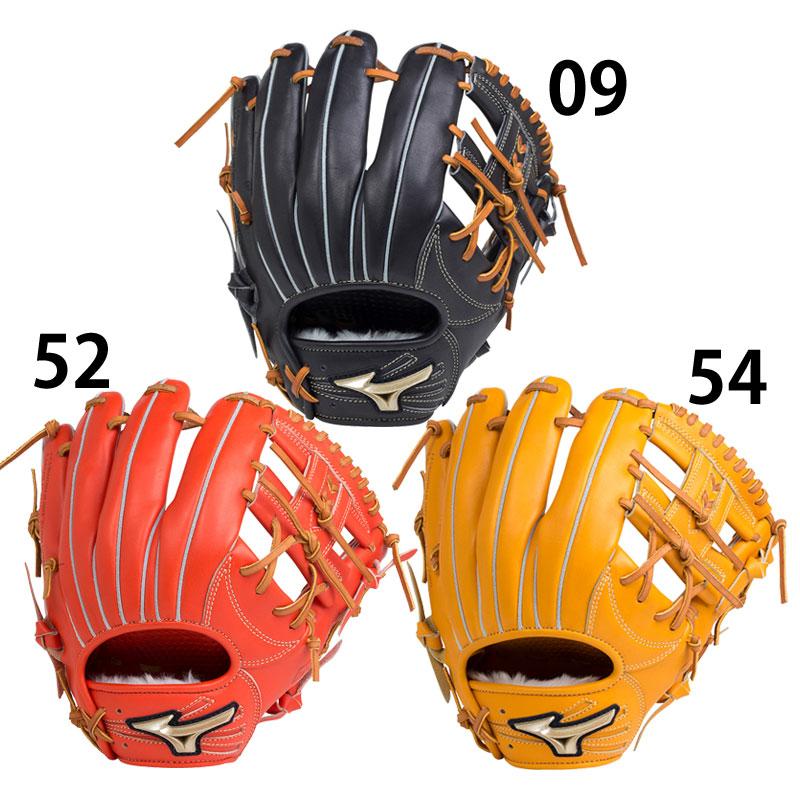 【ミズノ】 Hselection02 軟式用[内野手用:サイズ8] グローブ 野球/BASEBALL/軟式グローブ/ミズノ/MIZUNO (1AJGR18303)