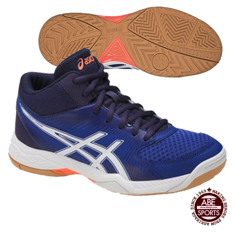 GEL TASK MT gel task ballet shoes volleyball shoes volleyball shoes asics (TVR717) 4901 Limoges X white
