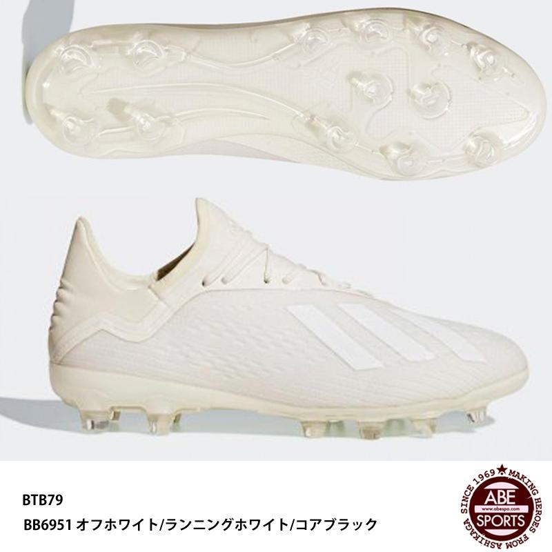 【アディダス】エックス 18.2-ジャパン HG/AG サッカースパイク/adidas(BTB79) BB6951