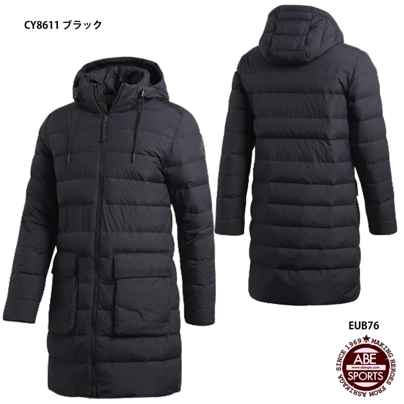 【アディダス】CLIMAHEAT PARKA コート アディダス/スポーツウェア/adidas (EUB76) CY8611 ブラック