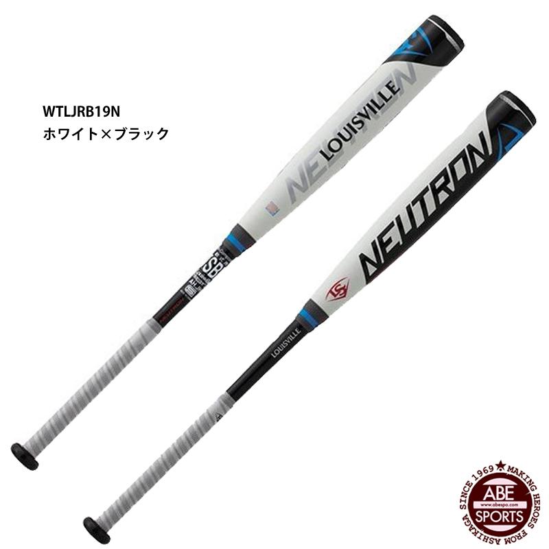軟式バット/野球 金属バット 【ルイスビルスラッガー】一般軟式用 バット(WTLJRB19N) ニュートロン