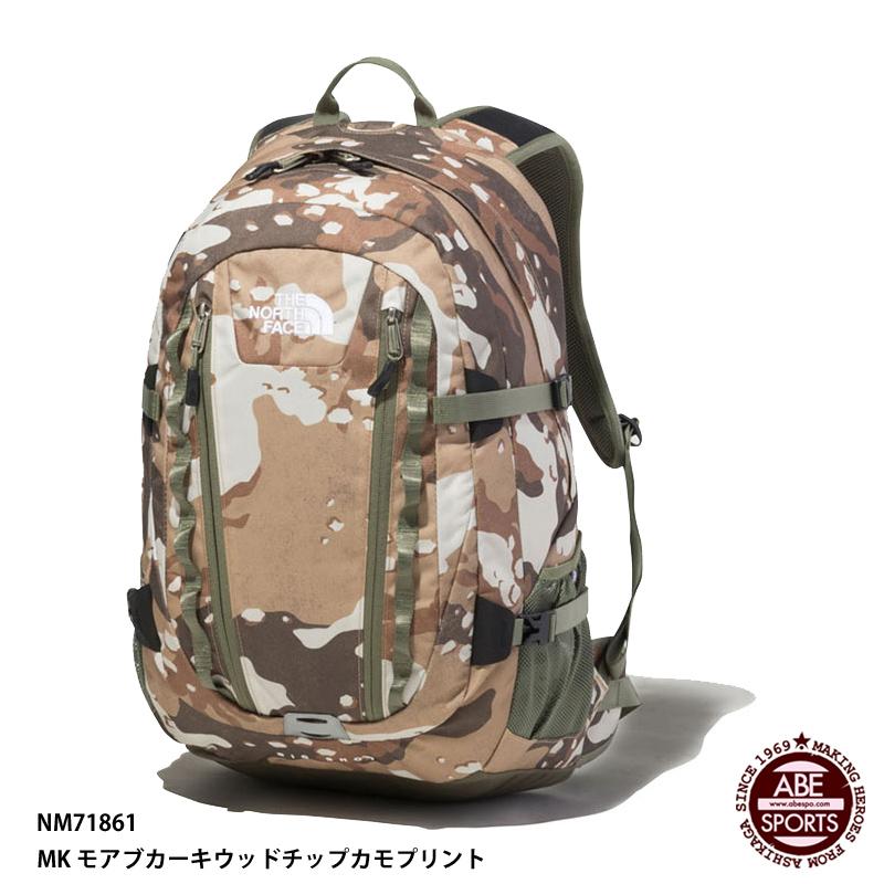 【THE NORTH FACE】Big Shot CL ビッグショットシーエル/ノースフェイス/スポーツバッグ(NM71861)MK