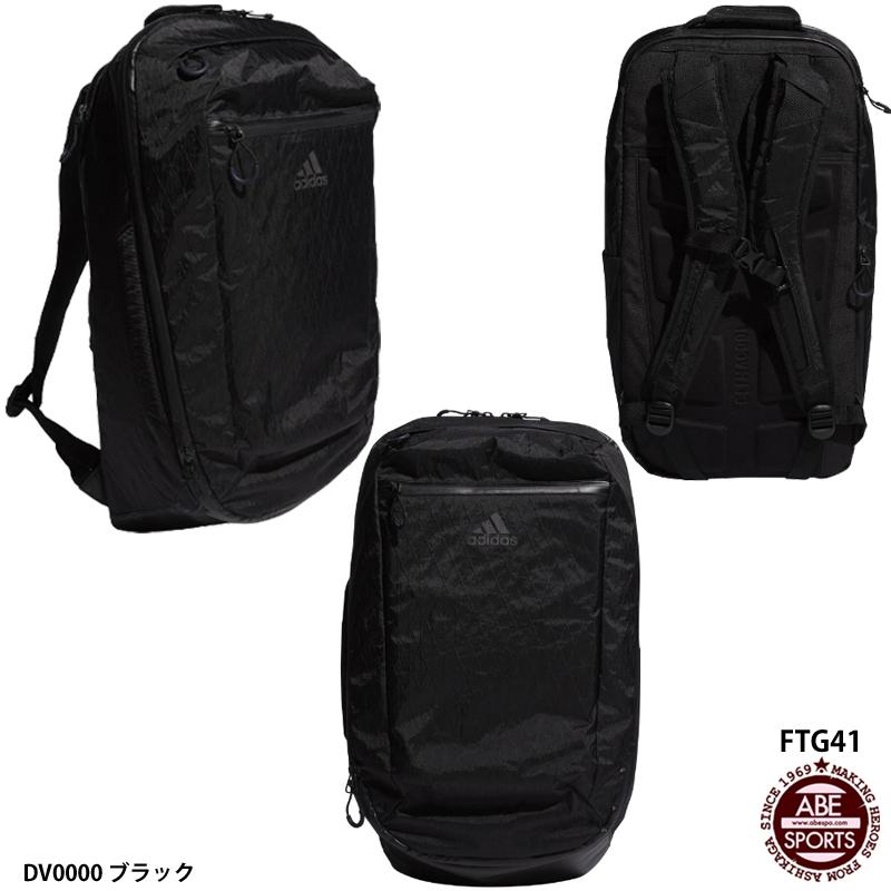 【アディダス】OPS 3.0 GEAR バックパック スポーツバッグ/アディダス/adidas(FTG41) DV0000 ブラック