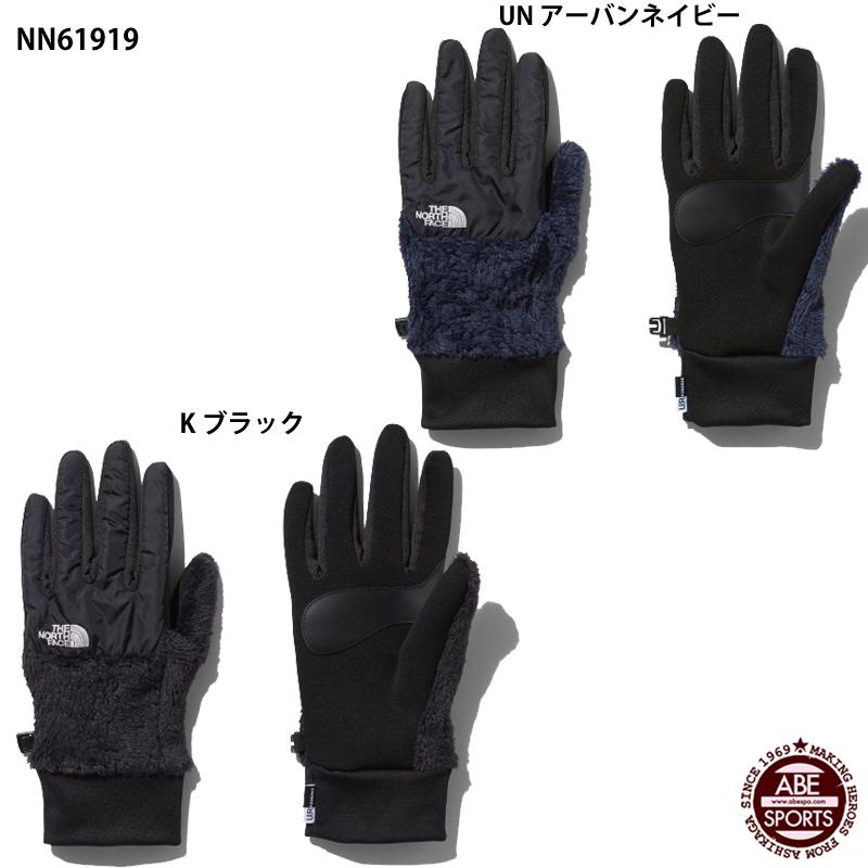 ネコポス選択可 【THE NORTH FACE】 Denari Etip Glove デナリイーチップグローブ 手袋 (NN61919)