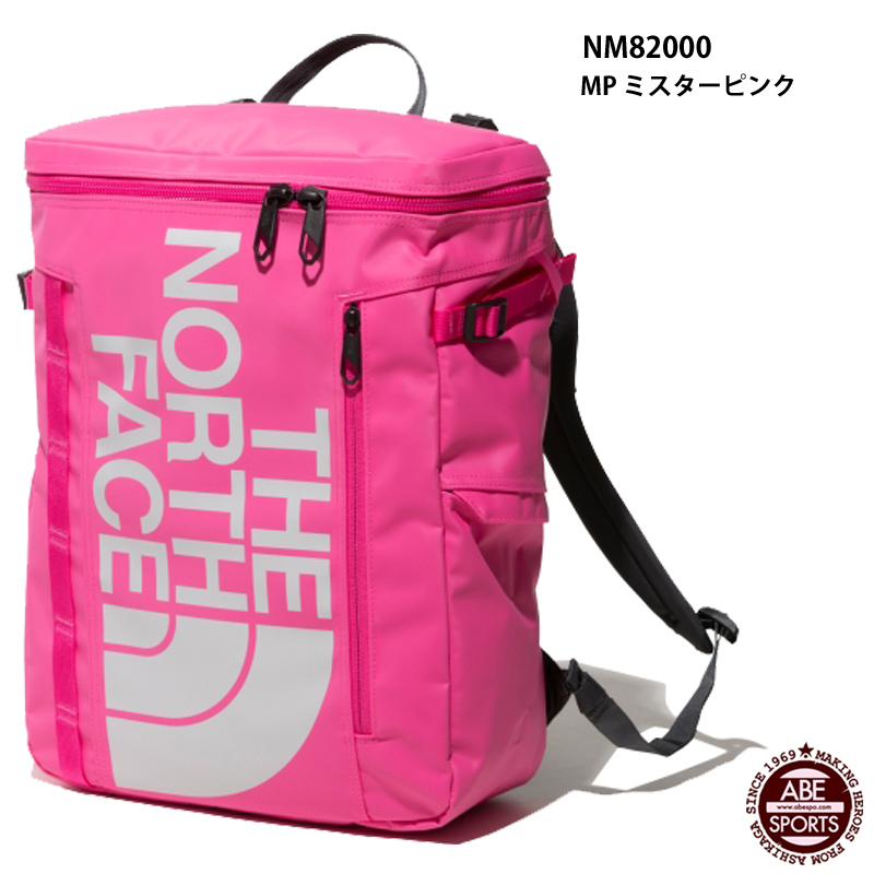 【THE NORTH FACE】BC Fuse Box II ビーシーヒューズボックスツー/バックパック/ノースフェイス(NM82000)MP ミスターピンク