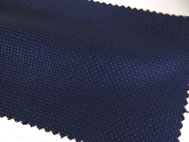 オーダーメイドジャケット [生地の銘柄] VITALE BARBERIS CANONICO [色] 濃紺 [柄] 無地 [品質] ウール100% , woven in Italy [イタリア生地][春夏向け][送料無料]