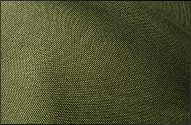 コットン素材でお仕立てする高級オーダージャケット[色]オリーブ・グリーン[柄]無地[春夏向け服地]