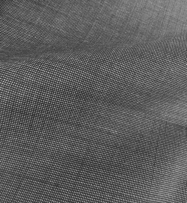 【最大44倍】オーダースーツ [ブランド] Loro Piana ロロピアーナ [色] 白×黒 [柄] ピンドット [品質] ウール100% , woven in Italy [春夏向け][イタリア生地]