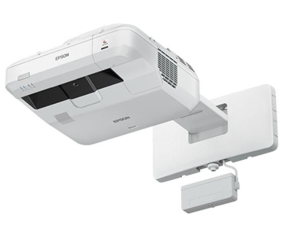 【納期:問い合せ】EPSON エプソン プロジェクター 超短焦点壁掛け対応モデル 4000lm WUXGA <EB-1470UT>