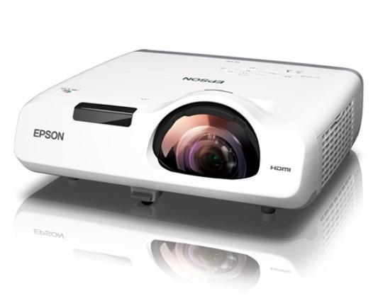 【納期:問い合せ】EPSON エプソン プロジェクター Offirio 超短焦点モデル XGA 3200lm<EB-530>