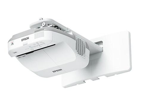 EPSON 壁掛け対応・超短焦点モデル プロジェクター Offirio <EB-580>