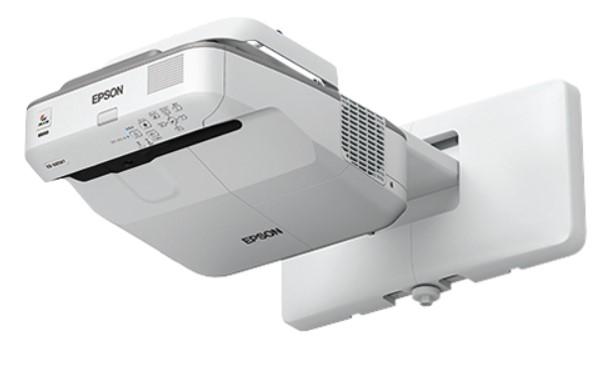【納期:問い合せ】EPSON エプソン 超短焦点壁掛け対応モデル 3500lm WXGA プロジェクター <EB-685WT>
