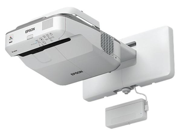 EPSON エプソン 超短焦点壁掛け対応モデル 3500lm WXGA プロジェクター <EB-695WT>